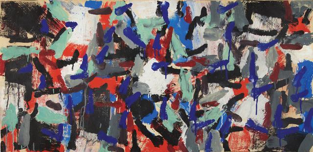 , 'Sans titre,' 1956, Waterhouse & Dodd