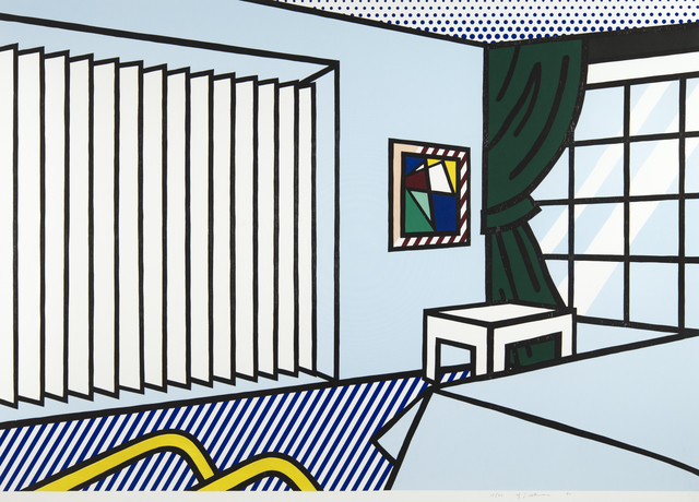 , 'Bedroom,' 1990, Ronald Feldman Gallery