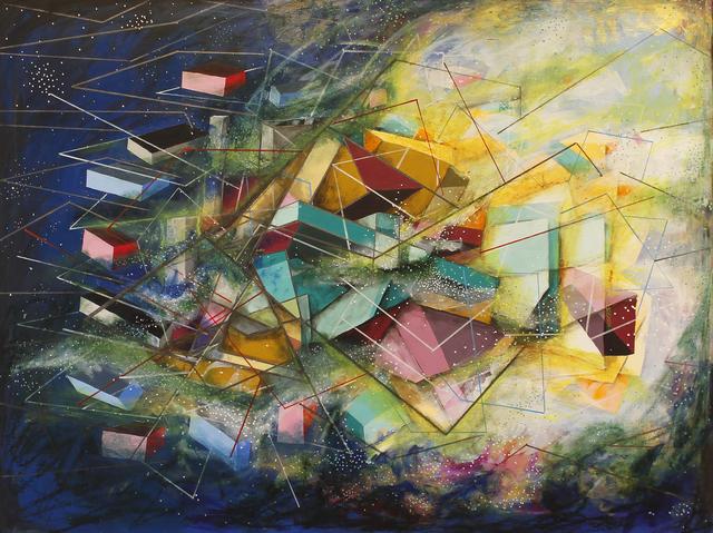 , 'AEON,' 2017, Art Attack SF