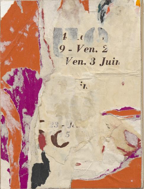 , 'Quai de la Bastille,' juin 1966, Modernism Inc.