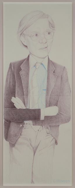 , 'Andy,' 2016, Anglim Gilbert Gallery