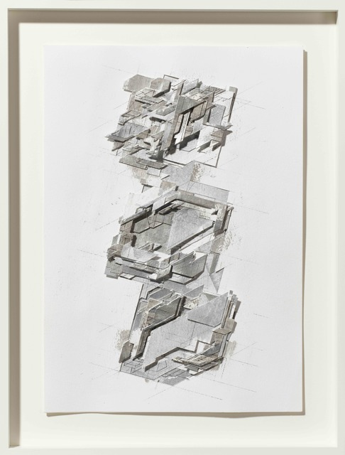 , 'UnPlot z1,' 2018, Galerie Ron Mandos