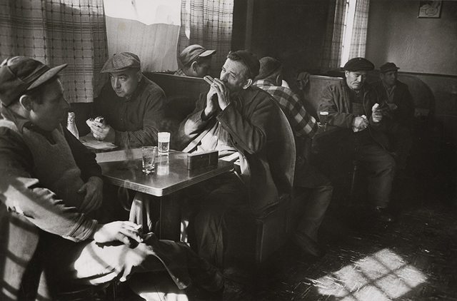 Sam Falk, 'Striking Longshoremen in a Bar', 1956 / 1960s, Contemporary Works/Vintage Works