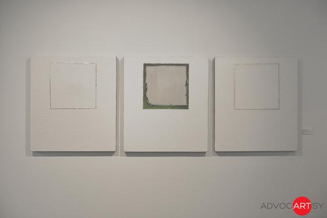 , 'Fe26 Series - Three Squares,' 2017, Advocartsy