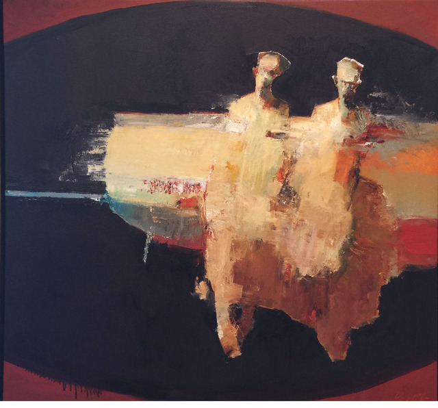 , 'Tethered,' , Sue Greenwood Fine Art