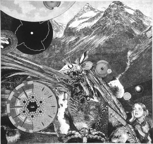 , 'Dennis Hopper One-Man-Show, Volume III, Image III,' 1971, Crown Point Press