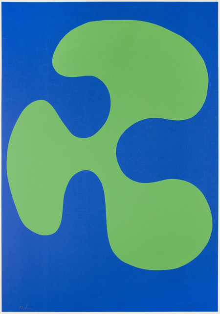, 'Color Forms (G),' 1974, Senior & Shopmaker Gallery