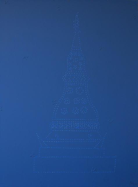 , 'Blue Chedi,' 2008, Tang Contemporary Art