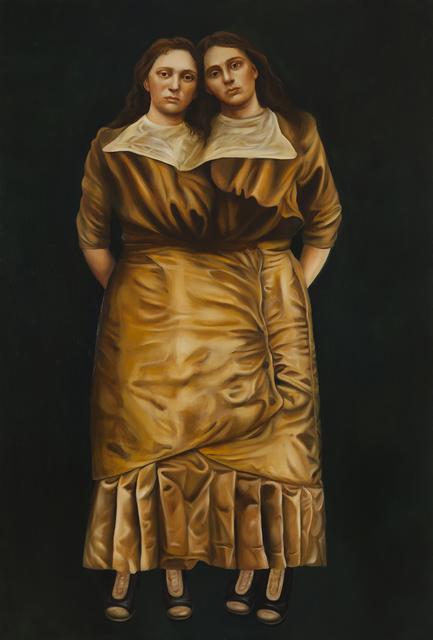 , 'I.A.M.,' 2015, Galerie Nathalie Obadia