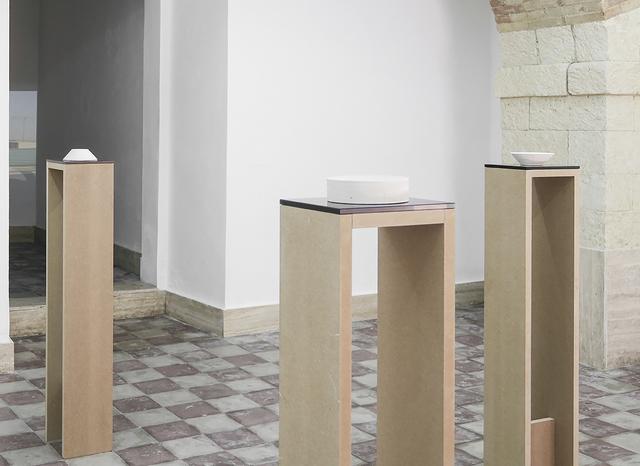 , 'Anfiteatro,' 2017, Galleria Macca