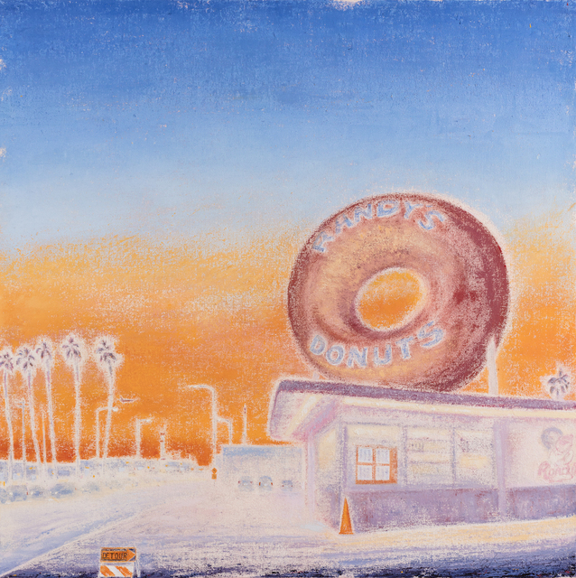 , 'Donut Detour,' 2019, George Billis Gallery