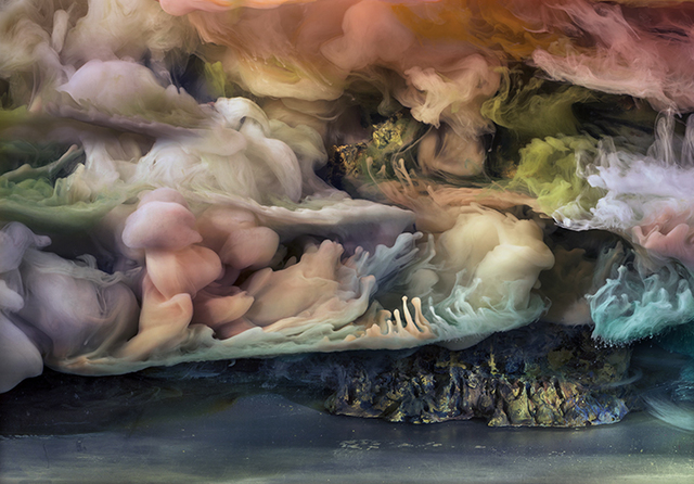 Kim Keever, 'Abstract 35275b', 2017, METHOD & CONCEPT
