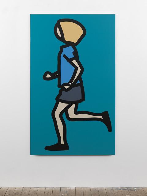 , 'Bibi running. 3,' 2012, Galerie Bob van Orsouw
