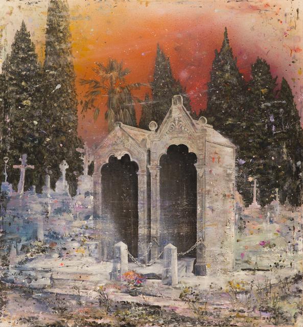 , 'Wärmetod,' 2014, Anna Jill Lüpertz Gallery