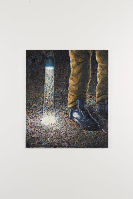 , 'Night Walk,' 2018, GRIMM