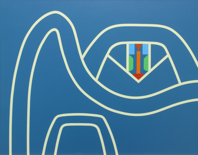 , 'Polymer No. 33,' 1969, Addison Rowe Gallery
