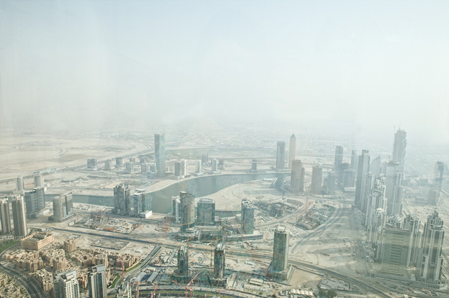 , ' Dubai,' 2010, The Print Atelier