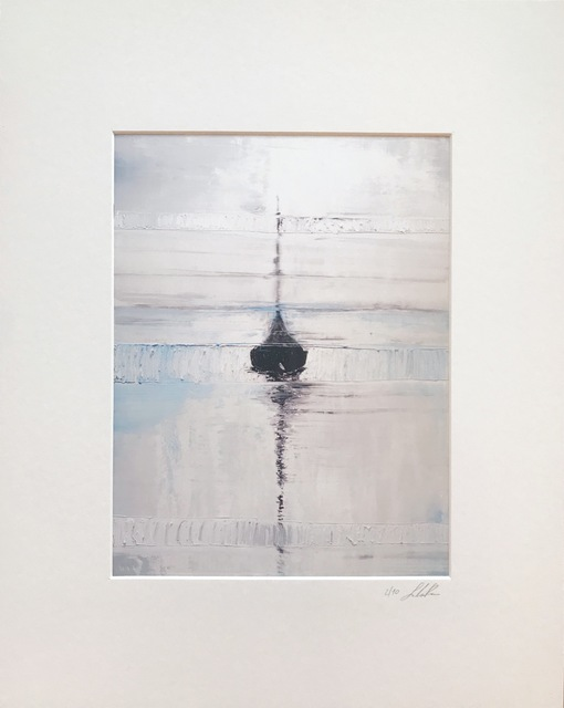 , 'Bon Voyage,' 2018, {9} The Gallery