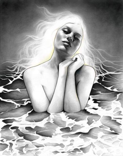, 'Sea,' 2014, BBAM! Gallery