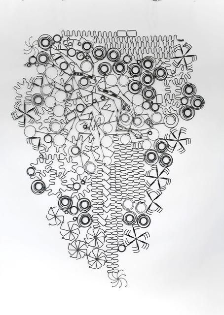 , 'South of the Border,' 2009, Denise Bibro Fine Art