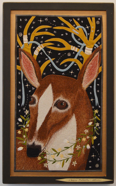 , 'Christmas Deer,' 2016, Antieau Gallery