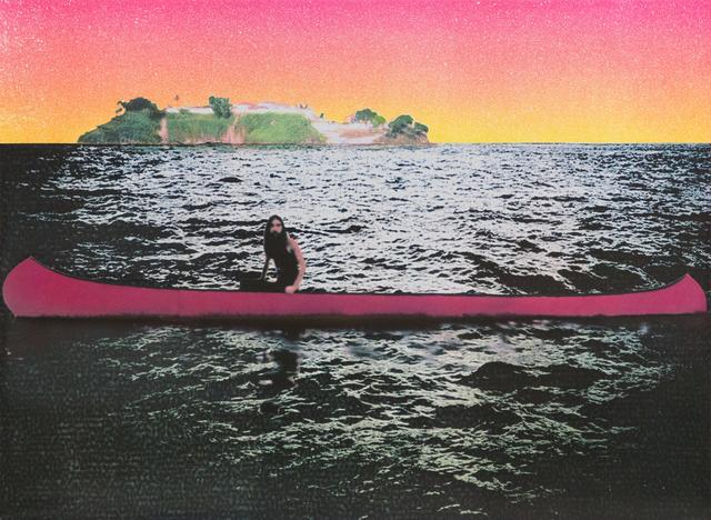 Peter Doig, 'Canoe Island ', 2000, Zane Bennett Contemporary Art