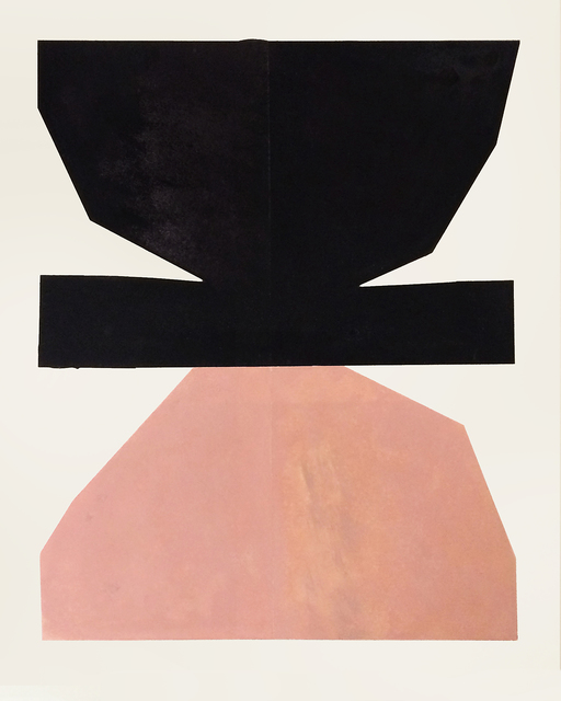 Michael Wall, 'Pink Natural IV', 2017, Tappan