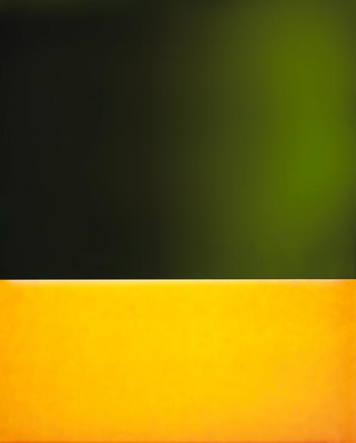 Garry Fabian Miller, 'The Return', 2014-15, Photography, Light, water, Lambda c-type print from unique dye destruction print, Ingleby Gallery