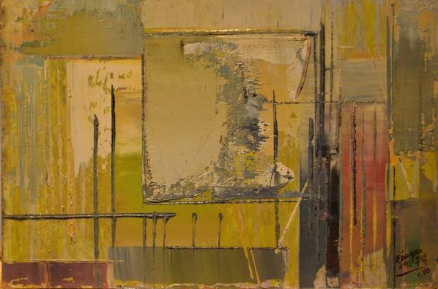 Edward Christiana, 'Fracture', 1960, Clarke Gallery