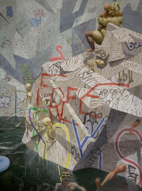 , 'Free Toys,' 2016, Gallery Poulsen