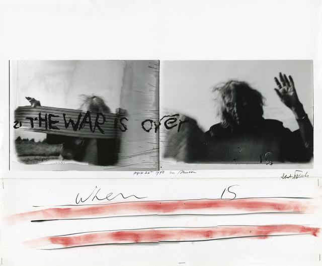 , 'The War is Over,' 1998, Pace/MacGill Gallery