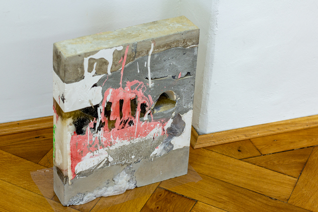 Patrick Ostrowsky, 'apart', 2019, Galerie Britta von Rettberg