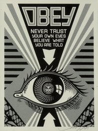 Obey Eye (Black)