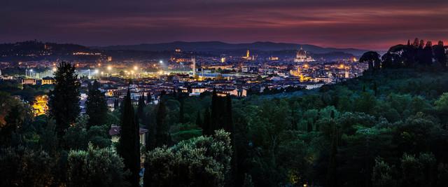 David Drebin, 'Dreams of Florence', 2017, CHROMA GALLERY