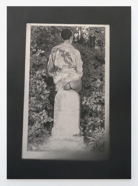 , 'Foi dans la messe,' 2015, Alberta Pane