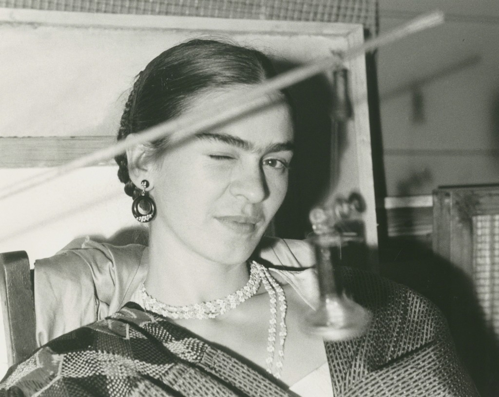 Rare photographs of frida kahlo shed light on her legendary life artsy