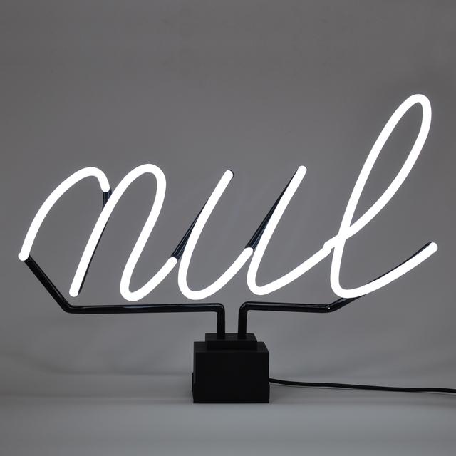 Jan Henderikse, 'Nul', 2016, Sculpture, Neon, Weng Contemporary