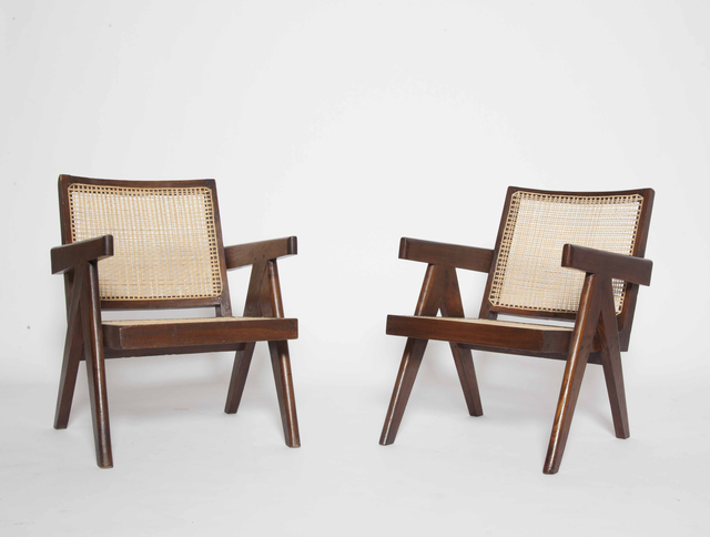 , 'Pair of easy armchairs,' ca. 1955, Magen H Gallery