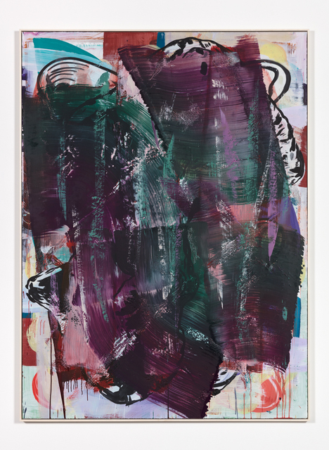 , 'Untitled,' 2017, David Kordansky Gallery