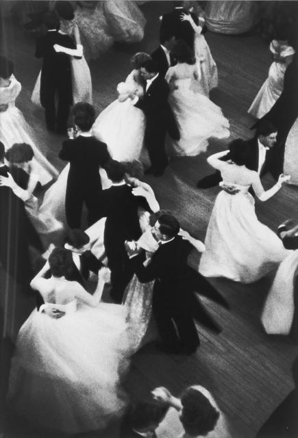 Henri Cartier-Bresson, 'Queen Charlotte's Ball', 1959, Print, Gelatin silver print (framed, printed later), Rago/Wright