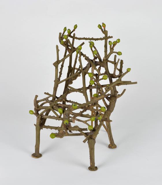 , 'Autumn #1 (Walter de la Mare),' 2015, Inman Gallery