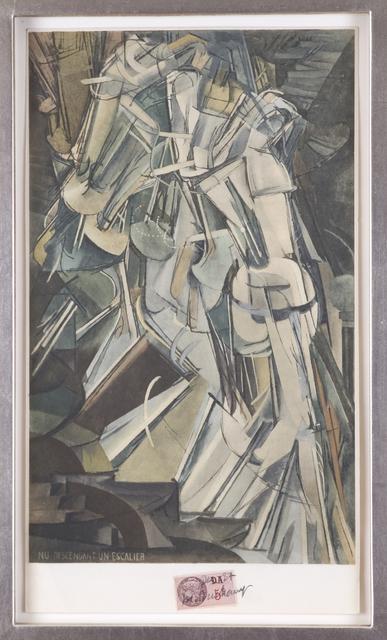 , 'Nu Descendant un Escalier,' 1937, Francis M. Naumann Fine Art