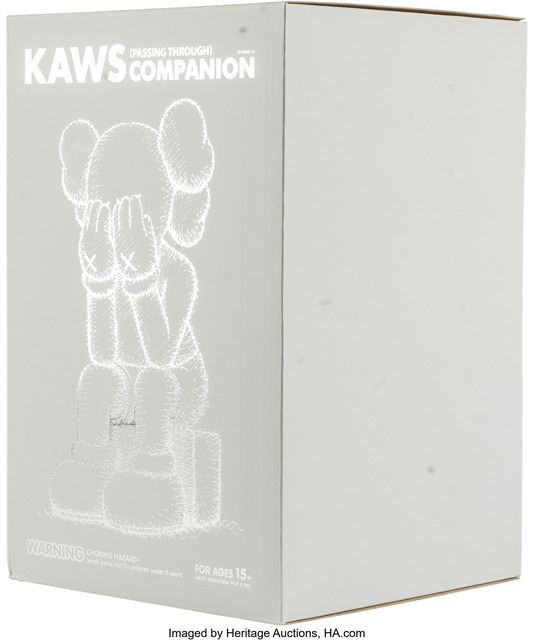 KAWS, 'Companion (Passing Through)', Other, Heritage Auctions