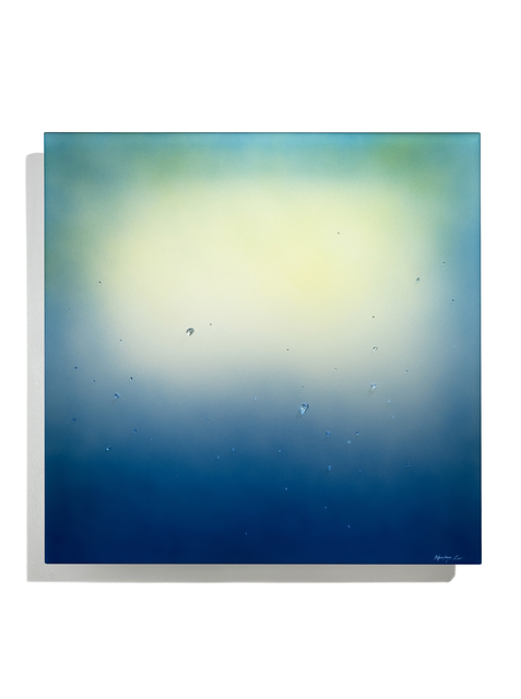 , 'Breathing of Light 19MA03,' 2019, Soluna Fine Art