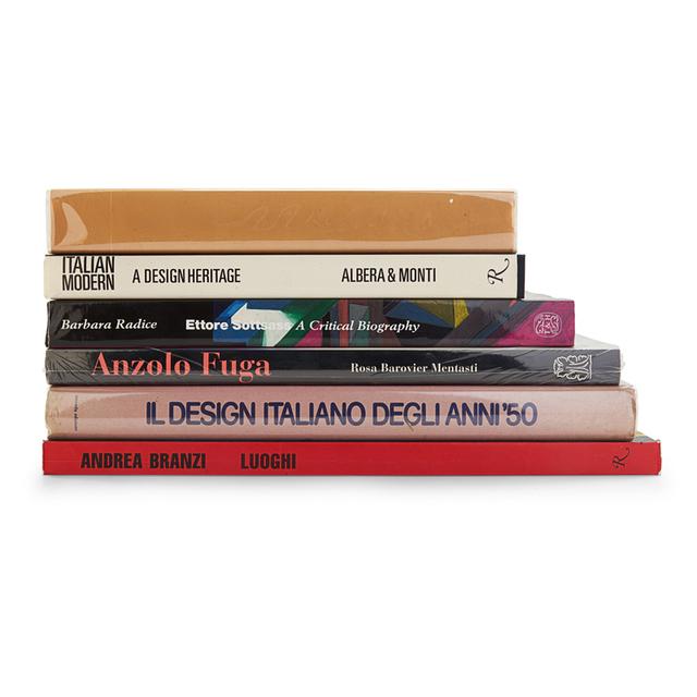 'Vintage Design Books', Rago/Wright