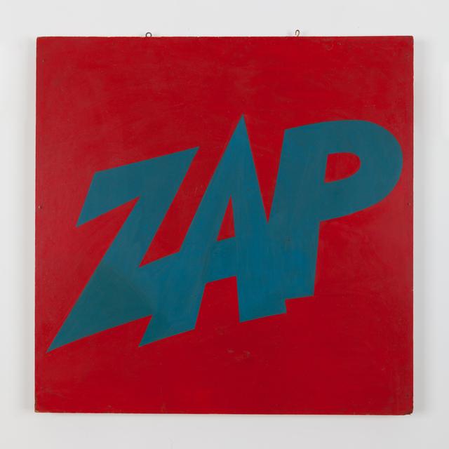 , 'Zap,' 1958, Hales Gallery