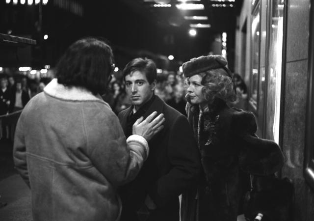 , 'Godfather Pacino, NYC,' 1971, Holden Luntz Gallery
