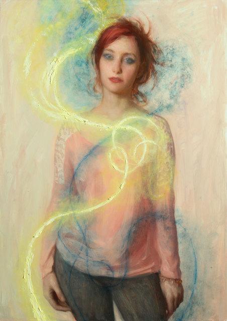 , 'Light,' , Abend Gallery
