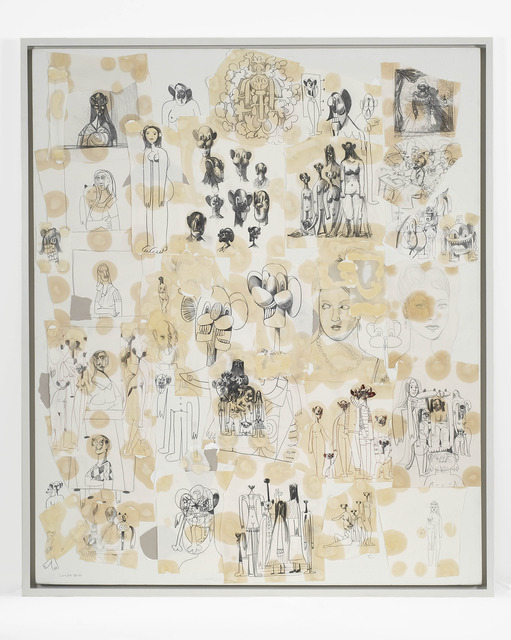 , 'Pages of Normany,' 1998, Patricia Low
