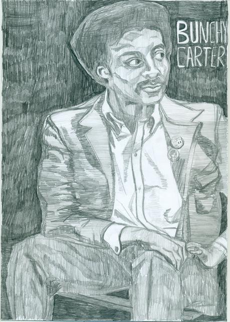, 'Bunchy Carter,' 2014, Ignacio Liprandi Arte Contemporáneo